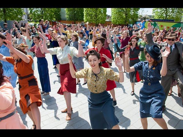 Jambusters Flashmob