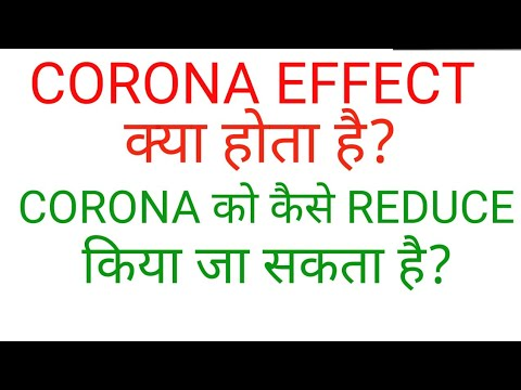 WHAT IS CORONA EFFECT IN TRANSMISSION LINE?