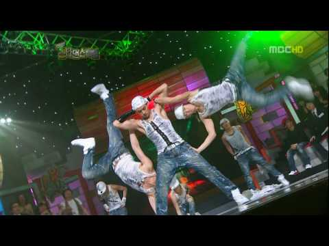 [HD] 2PM dance to 'LOW' Star Dance Battle