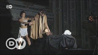 مسرح يعيد تمثيل مشاهد لوحات تاريخية | يوروماكس