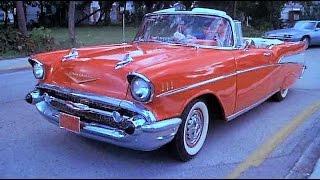'57 Chevy Bel Air in The Heavenly Kid