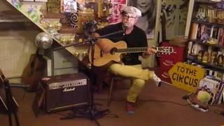 Perry Como - Hot Diggity (Dog Ziggity Boom) - Acoustic Cover - Danny McEvoy