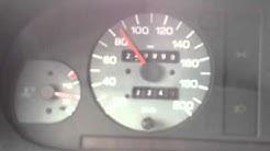 Auton mittari