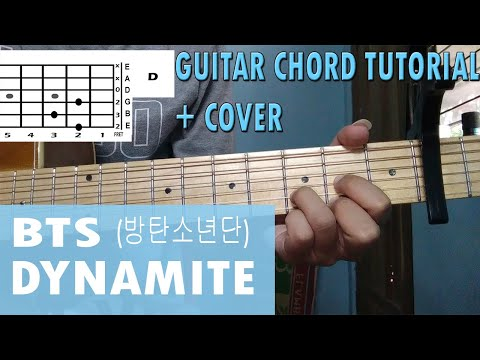 bts---dynamite-guitar-chord-tutorial-+-cover