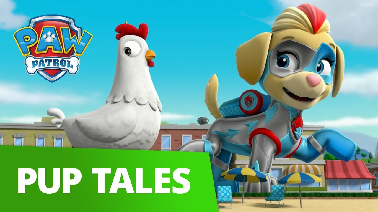 PAW Patrol | Chick-a-lotta | Rescue Episode | PAW Patrol Official & Friends