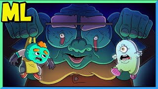 Monster Lab - The Immortal Man (Episode 1)