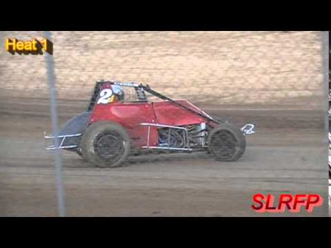 7 18 15 Coos Bay Speedway Non wing Sprints Heats