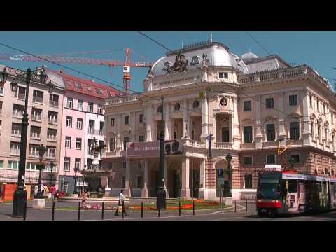 Bratislava the capital city of Slovakia