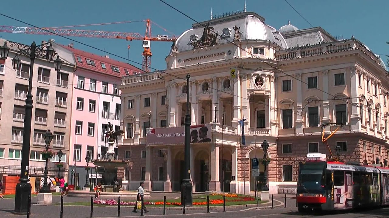Bratislava The Capital City Of Slovakia YouTube - Capital city of different countries
