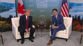 Economic Impact: Trump's trade war is 'political theatre'