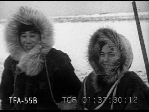 Eskimo Hunters 1949