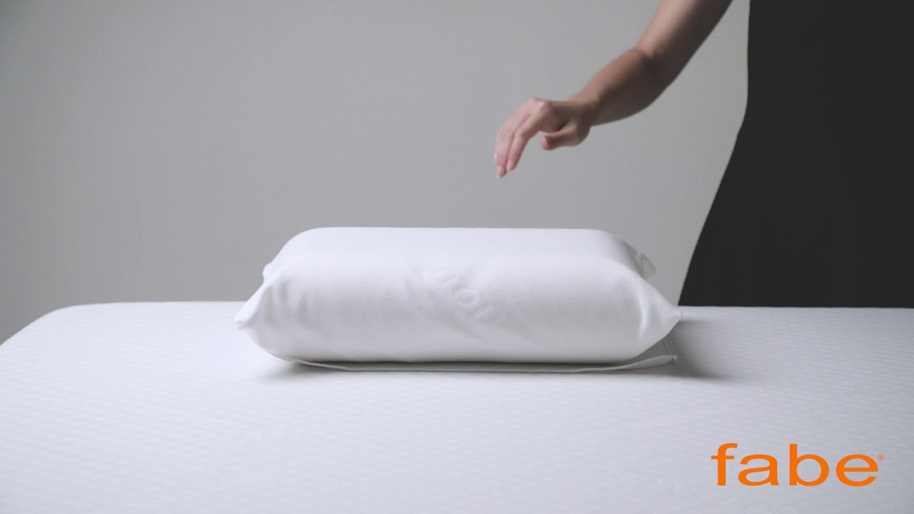 Mini Cuscini.Cuscino Da Viaggio Mini Memory Foam Fabe Youtube