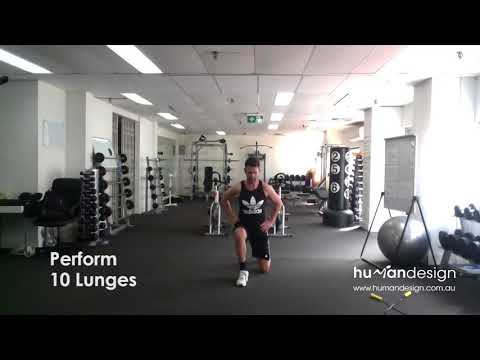 North Sydney Personal Trainer Quick Fat Loss Workout