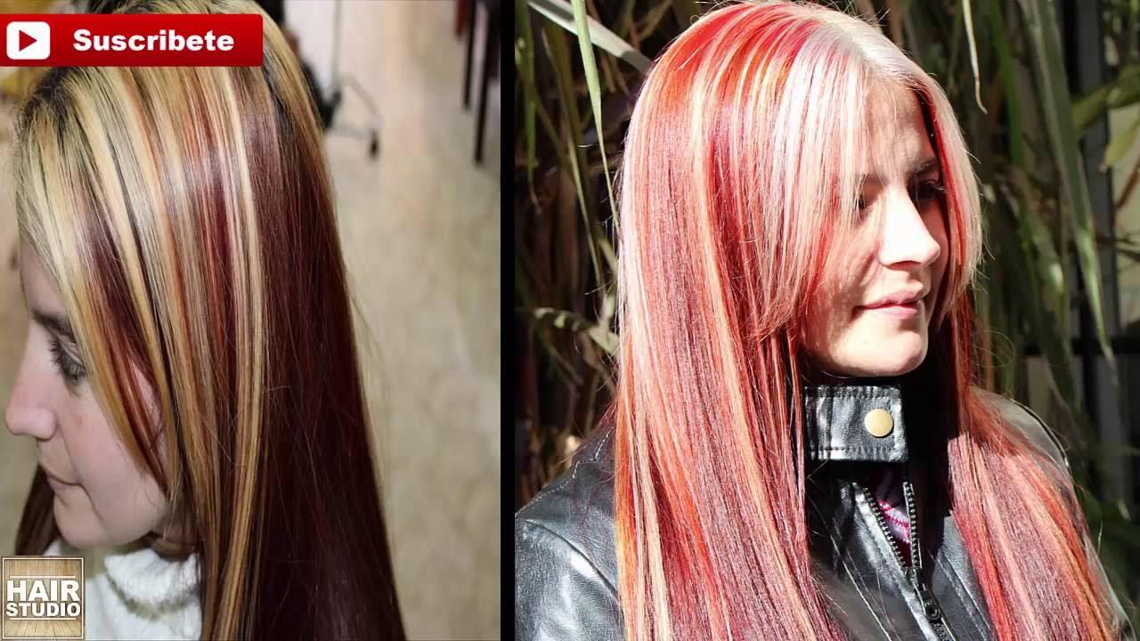 agencia latín cabello rojo