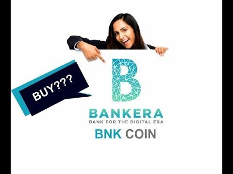 Bankera Coin, How To Buy BNK Coin,  Bankera Crypto Coin, Bankera Reviews