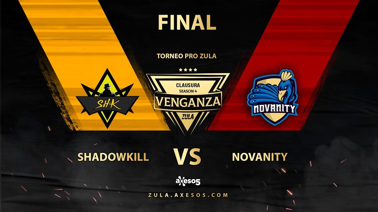 Final Torneo Clausura LV - SHADOWKILL VS NOVANITY