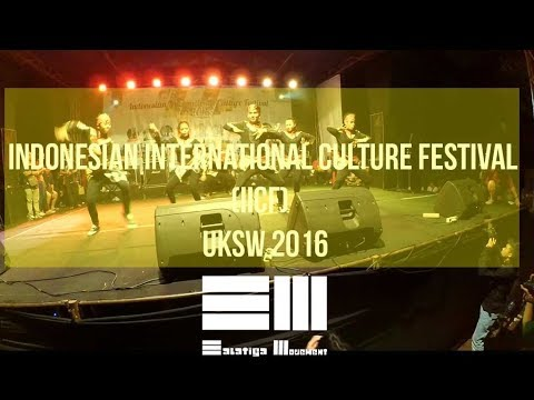SALATIGA MOVEMENT || Indonesian International Culture Festival (IICF) || UKSW 2016
