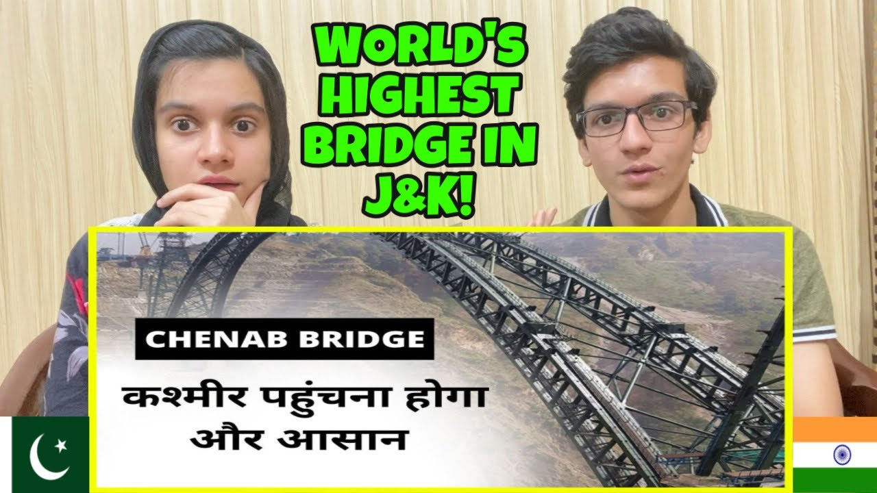 WORLD'S HIGHEST RAIL BRIDGE ARCH COMPLETED ON CHENAB | DAILY CURRENT AFFAIRS 2021