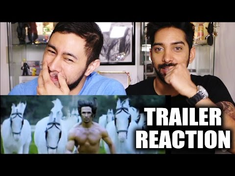 KAMINEY Trailer Reaction by Jaby & Arshad!