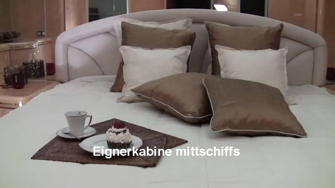Luxusyacht Elegance 65 von Drettmann (HD-Video)