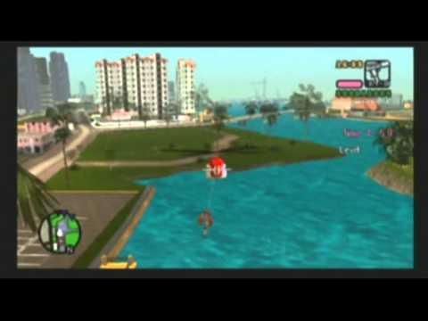 GTA Vice city stories: Air ambulance gameplay (Level 6)