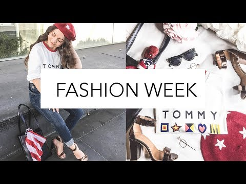 VAMFF 2018 Fashion Week Vlog   Melbourne Australia   Rapunzille