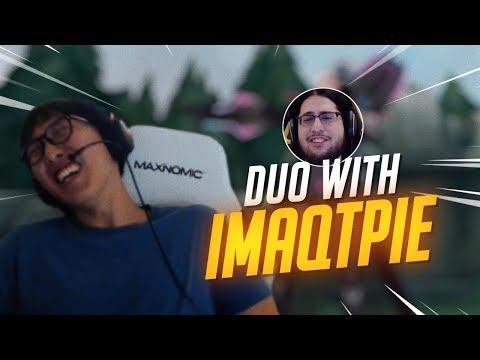 Doublelift - IMAQTPIE DUO | COMEBACKABLE