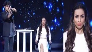 India's Got Talent 2015 Malaika Arora Khan Gets Electric Shock