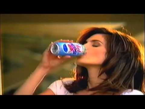 Diet Pepsi Commercial with Cindy Crawford