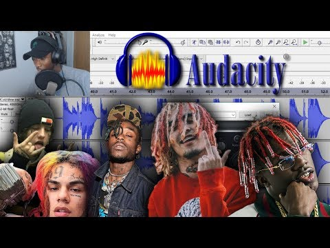 The SoundCloud Rappers Guide to AUDACITY( MIXING AND MASTERING 2018)