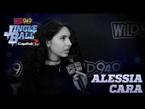 Alessia Cara talks Drake, touring Here.