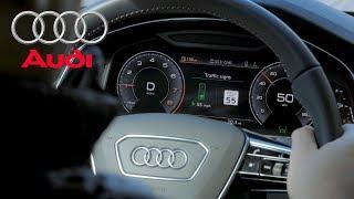 Audi Green Light Optimized Speed Advisory (GLOSA)