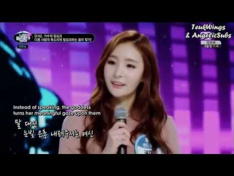 KimMinsun Lip-sync (I will show you - Ailee)