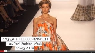 Stila + Rebecca Minkoff at NYFW Spring 2014 Thumbnail