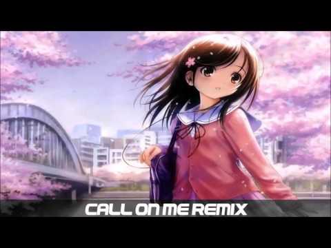 Call on me Starley Ryan Riback Remix - NightCore