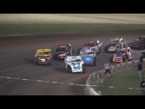39th Yankee Classic IMCA Sport Mod feature Farley Speedway 9/3/16