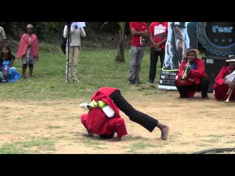 Malagasy Dance Traditionnelle (Tarika Rasoalalao)