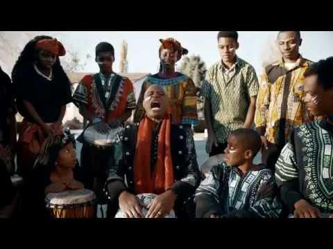 Alex Boyé - Little Drummer Boy (African Tribal Version) Ft. Genesis Choir