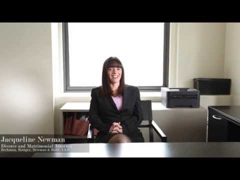 Matrimonial Law with Jacqueline Newman, WireLawyer, June 25, 2014, Jacqueline Newman