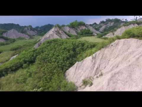 淺山白堊地的輕旅行 Tainan
