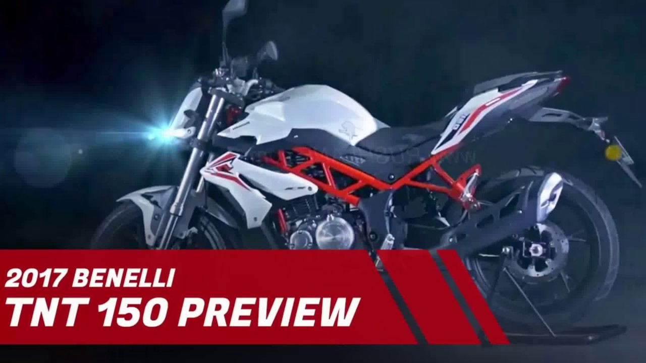 Benelli TNT 150 Review At Bike Show 2017