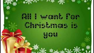 Download Miley Cyrus - All I Want For Christmas Is You (Lyrics) MP3 song and Music Video