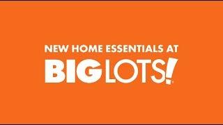 Summer Home Essentials at Big Lots!