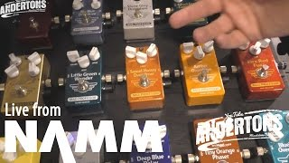 Mad Professor Pedals - NAMM 2016