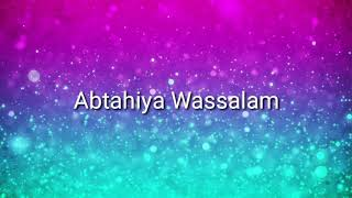 Video Abtahiya Wassalam download MP3, 3GP, MP4, WEBM, AVI, FLV September 2018