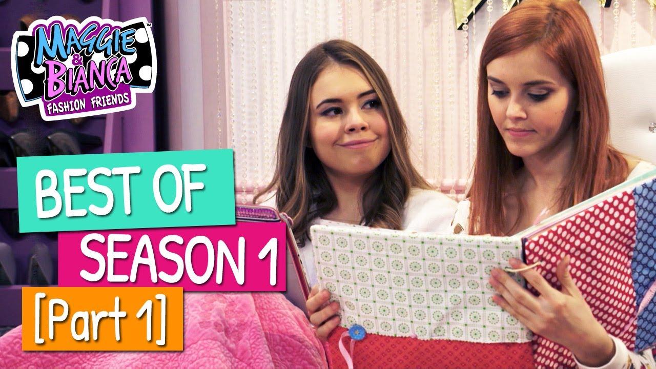 Maggie Bianca Fashion Friends Best Of Season 1 Part 1