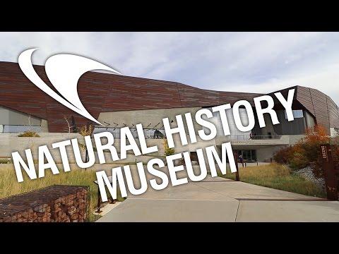 Natural History Museum - Salt Lake City UTAH - VLOG