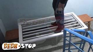 видео Газонная решетка  - в Москве от производителя !