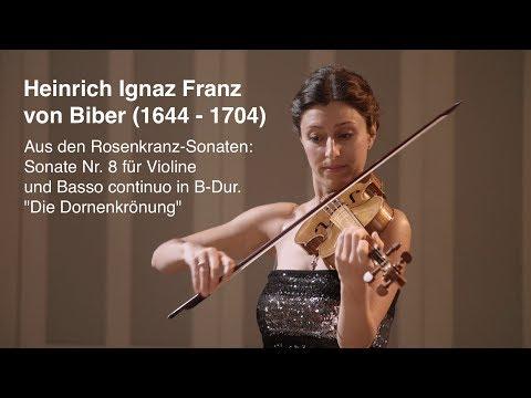 Heinrich Ignaz Franz von Biber   Sonate Nr  8 für Violine und Basso continuo in B Dur
