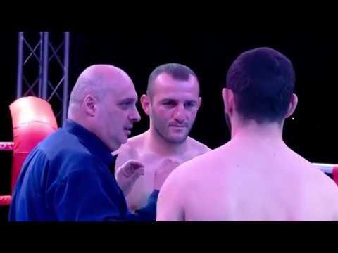 Tbilisi (76,203 Kg) Boxing 26-01-2020 Super Middle Iago Kiziria - Poti VS Lado Gabisonia - Zugdidi.